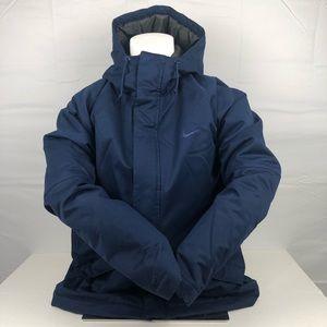 Heavy Navy Blue Nike Storm Fit Winter Ski Jacket